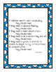 FREE A Reminder Why Children Should Read Quote - Blue Polkadot