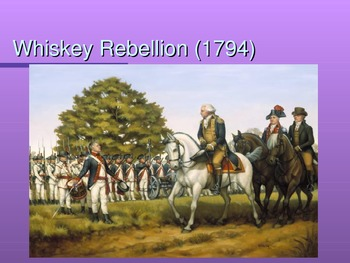 A Republic, if You Can Keep It: The Presidencies of Washington and Adams