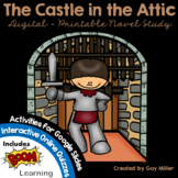 The Castle in the Attic Novel Study: vocabulary, comprehension, writing, skills