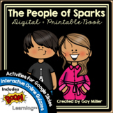 The People of Sparks Novel Study: vocabulary, comprehension, writing, skills