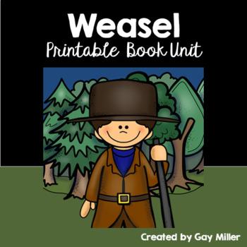 Weasel [Cynthia DeFelice] Book Unit