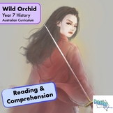 A Retelling of the Ballad of Mulan (Wild Orchid)