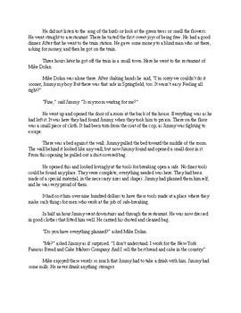 A Retrieved Reformation - O. Henry - Easy Reading Version + Quiz
