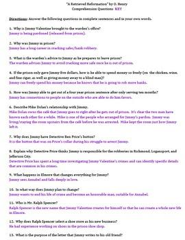 O the story pdf of