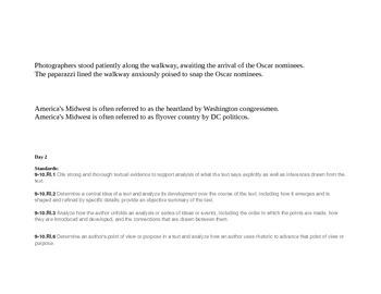 """A Rhetorical Analysis using """"A Modest Proposal"""" by Jonathan Swift"""