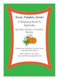 A Rhyming Pumpkin Book