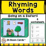 A Rhyming Safari