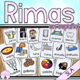 Rimas - Palabras que riman en espanol/Spanish Rhyming Words