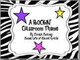 A Rockin' Classroom Theme
