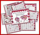 A Roll and Read activity ( Valentine Theme)