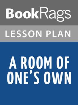 A Room of One's Own Lesson Plans