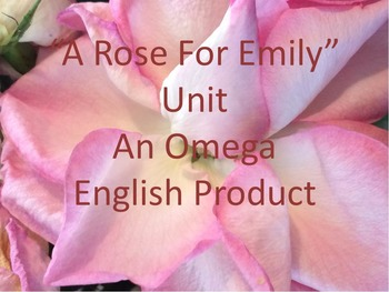 an interpretation of a rose for emily from The narrator of a rose for emily is a stand-in for people of jefferson, and the tone the narrator adopts reflects the two sides of the jeffersonian nature remember, this is a community that both.