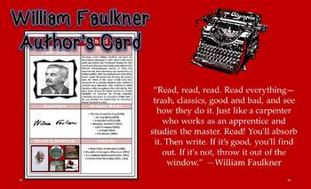A Rose for Emily William Faulkner Short Story Common Core Literature