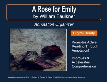 """Rose for Emily"" by William Faulkner: Annotation Organizer"