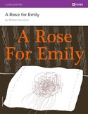 William Faulkner - A Rose for Emily - Curriculum Plan