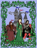 A Royal Murder: A Medieval Murder Mystery Party Kit
