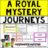 A Royal Mystery   Journeys 5th Grade Unit 1 Lesson 2 Printables