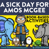 A SICK DAY FOR AMOS MCGEE read aloud lessons