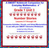 A SMARTboard Companion for Everyday Math 4 2014 CCSS Ed Gr 1 Unit 3 Part 1