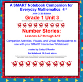 A SMARTboard Companion for Everyday Math 4 2014 CCSS Ed Gr 1 Unit 3 Part 2