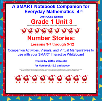 A SMARTboard Companion for Everyday Math 4 2014 CCSS Ed Gr