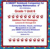 A SMARTboard Companion for Everyday Math 4 2014 CCSS Ed Gr 1 Unit 6 Part 1