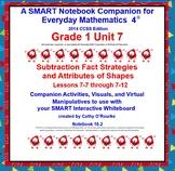 A SMARTboard Companion for Everyday Math 4 2014 CCSS Ed Gr 1 Unit 7 Part 2