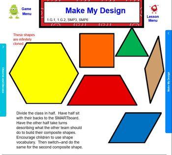 A SMARTboard Companion for Everyday Math 4 2014 CCSS Ed Gr 1 Unit 8 Part 2
