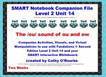 A SMARTboard Second Edition Level 2 Unit 14 Companion File