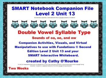 A SMARTboard Second Edition Level 2 Unit 13 Companion File