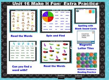 A SMARTboard Second Edition Level 2 Unit 16 Companion File