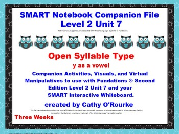 A SMARTboard Second Edition Level 2 Unit 7 Companion File