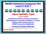 A SMARTboard Second Edition Level 2 Unit 7 Companion File