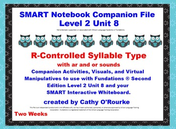 A SMARTboard  Second Edition Level 2 Unit 8 Companion File