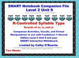 A SMARTboard  Second Edition Level 2 Unit 9 Companion File