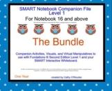 A SMARTboard Second Ed. Level 1 Companion Files- THE BUNDLE v17