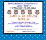 A SMARTboard Second Ed. Level 1 Unit 13 Companion File for Notebook 16 and Above