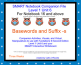 A SMARTboard Second Ed. Level 1 Unit 6 Companion File for Notebook 16 and above