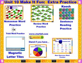 A SMARTboard Second Edition Level 1 Unit 10 Companion File