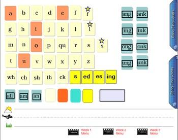 A SMARTboard Second Edition Level 1 Unit 13 Companion File