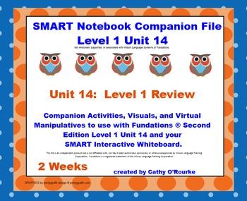 A SMARTboard Second Edition Level 1 Unit 14 Companion File