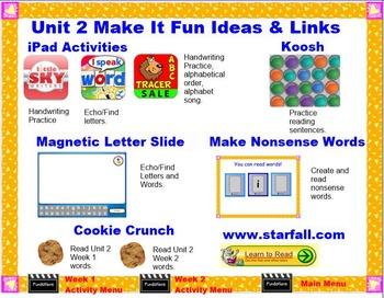 A SMARTboard Second Edition Level 1 Unit 2 Companion File