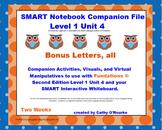 A SMARTboard Second Edition Level 1 Unit 4 Companion File