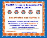 A SMARTboard Second Edition Level 1 Unit 6 Companion File