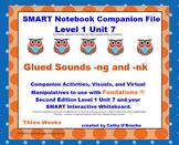 A SMARTboard Second Edition Level 1 Unit 7 Companion File