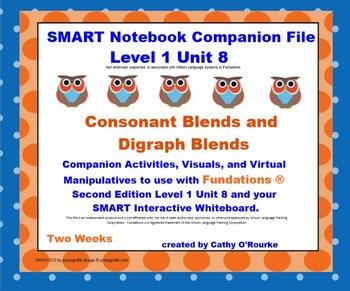 A SMARTboard Second Edition Level 1 Unit 8 Companion File