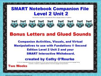 A SMARTboard  Second Edition Level 2 Unit 2 Companion File