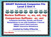 A SMARTboard  Second Edition Level 2 Unit 4 Companion File