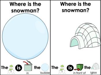 A SNOWMAN STORY: AN INTERACTIVE BOOK