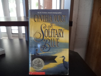A SOLITARY BLUE         ISBN 0-590-47157-0